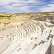 Roman Theatre of Segobriga, Saelices, Castile-La Mancha, Spain — Stock Photo