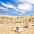 Archaeological place, Roman city of Segobriga, Saelices, Castile — Stock Photo #11285118