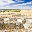 Archaeological place, Roman city of Segobriga, Saelices, Castile — Stock Photo