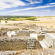 Archaeological place, Roman city of Segobriga, Saelices, Castile — Stock Photo #11285129