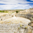 Roman Amphitheatre of Segobriga, Saelices, Castile-La Mancha, Sp — Stock Photo #11285132