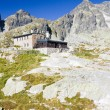 Teryho Cottage, Vysoke Tatry (High Tatras), Slovakia - Stock Photo