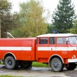 Stock Photo: Fire engine, Kuzelov, Czech Republic
