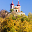 Stock Photo: Pilgrimage church at Calvary, BanskStiavnica, Slovakia