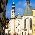 Banska Stiavnica, Slovakia — Stock Photo #11285774