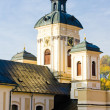 Church of St. Mary, Banska Stiavnica, Slovakia — Stock Photo #11285778