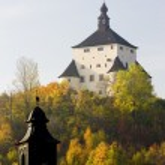 New Castle, Banska Stiavnica, Slovakia — Stock Photo #11285784