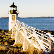 Marshall Point Lighthouse, Maine, USA — Stock Photo