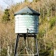 Water tank, Mount Washington Cog Railway, Bretton Woods, New Ham — Stock Photo #11286355
