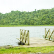 Stock Photo: Grand Etang lake, Grand Etang National Park, Grenada