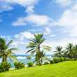 Bathsheba, East coast of Barbados, Caribbean - Stock Photo