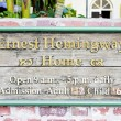 Hemingway House, Key West, Florida, USA — Foto de stock #11287477