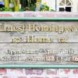 Foto Stock: Hemingway House, Key West, Florida, USA