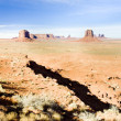 Monument Valley National Park, Utah-Arizona, USA - ストック写真
