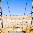 Stock Photo: Dewey Bridge, Utah, USA