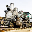 Stem locomotive in Colorado Railroad Museum, USA — Stock Photo #11288470