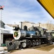 Stem locomotive in Colorado Railroad Museum, USA — Stock Photo #11288507