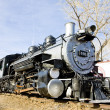 Stem locomotive in Colorado Railroad Museum, USA — 图库照片 #11288523