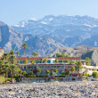 Stock Photo: Furnace Creek Inn, Death Valley National Park, California, USA