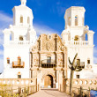 San Xavier del Bac Mission, Arizona, USA — Stock Photo