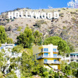 Stock Photo: Hollywood Sign, Los Angeles, California, USA