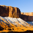 Mitchell Mesa, Monument Valley National Park, Utah-Arizona, USA — Stock Photo #11289476