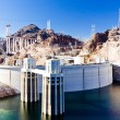 Hoover Dam, Arizona-Nevada, USA — Stock Photo