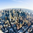 Manhattan, New York City, USA — Stock Photo