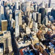 View of Manhattan from The Empire State Building, New York City, — Stock Photo #11289763