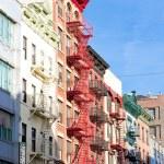 China Town, New York City, USA — Stock Photo