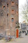 Waag, Amsterdam, Netherlands — Stock Photo