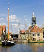Hindeloopen, Friesland, Netherlands — Stock fotografie
