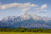 Krivan, Vysoke Tatry (High Tatras), Slovakia — Stock Photo