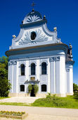 Evangelical Church, Spisska Nova Ves, Slovakia — Stock Photo