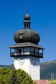 Ayrıntı kilisesi spisske vlachy, slovakya — Stok fotoğraf