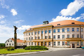 Town hall, Nove Mesto nad Metuji, Czech Republic — Stock Photo