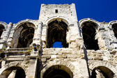 Roman Amphitheatre, Arles, Provence, France — Stock Photo