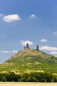 Ruins of Hazmburk Castle, Ceske stredohori, Czech Republic — Stock Photo