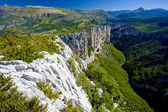 Verdon Gorge, Provence, France — Stock Photo