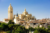 Segovia, Castile and Leon, Spain — Stock Photo