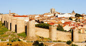 Avila, Castile and Leon, Spain — Stock Photo