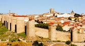Avila, Castile and Leon, Spain — Stock Photo