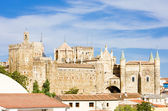 Monastery of Guadalupe, Caceres Province, Extremadura, Spain — Stock Photo
