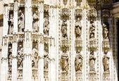 Ayrıntı katedrali, sevilla, endülüs, i̇spanya — Stok fotoğraf