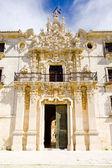 Manastır ucles, kastilya-la mancha, i̇spanya — Stok fotoğraf
