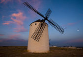 Windmill, Campo de Criptana, Castile-La Mancha, Spain — Stock Photo