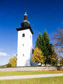 Kremnicke felaketi - geographica merkezi avrupa, slovakya — Stok fotoğraf