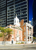 Shrine of Saint Elizabeth Ann Seton, Manhattan, New York City, U — Stock Photo