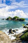 Galera Point, Trinidad — Stock Photo