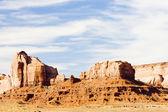 Anıt vadisi milli parkı, utah-arizona, abd — Stok fotoğraf